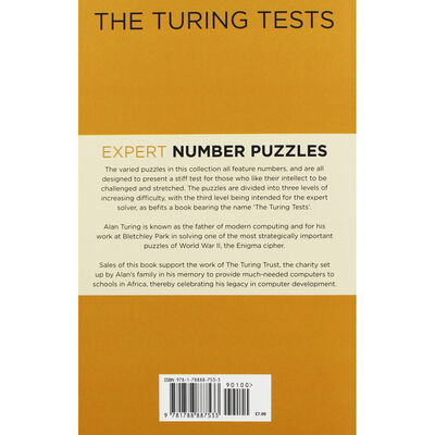 Expert Number Puzzles: The Turing Tests image number 2