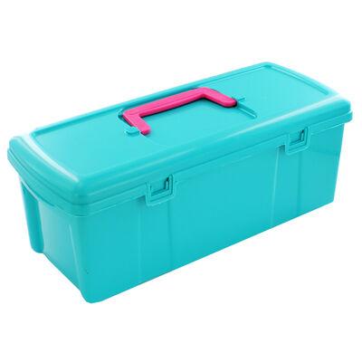 Blue Plastic 5L Utility Box image number 1