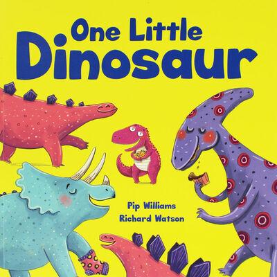 One Little Dinosaur image number 1
