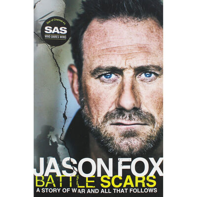 Jason Fox: Battle Scars image number 1