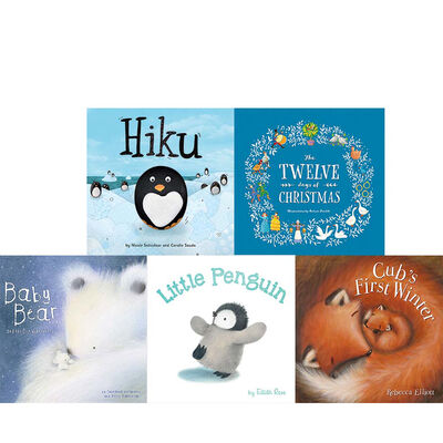 Our Festive Favourites: 10 Kids Picture Books Bundle image number 3