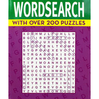 Classic Wordsearch: Purple Book