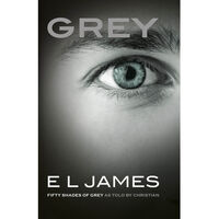 Fifty Shades of Grey as Told by Christian: 3 Book Bundle