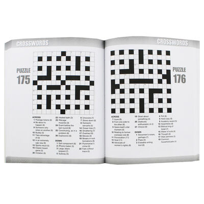 Crosswords - 250 Puzzles image number 2