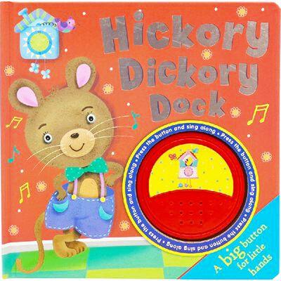 Hickory Dickory Dock Sound Book image number 1