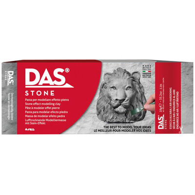 DAS 1kg Stone Modelling Clay image number 1