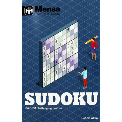 Mensa Sudoku image number 1