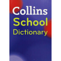 Collins English Pocket School Dictionary