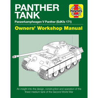 Haynes Panther Tank Manual