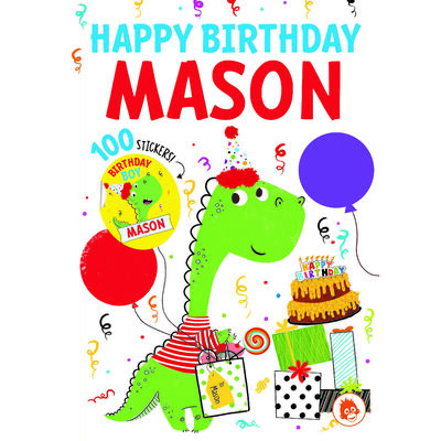 Happy Birthday Mason image number 1