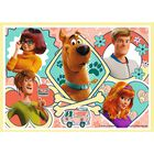 Scooby Doo 4-in-1 Jigsaw Puzzle Set image number 2