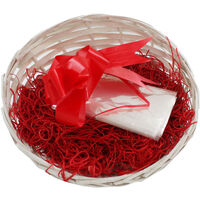 Small White Round Hamper Kit