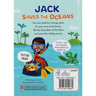 Jack Saves The Oceans image number 2