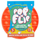 Pop 'N' Flip Bubble Popping Fidget Game: Assorted Circle image number 4