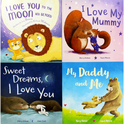 My Bedtime Story: 4 Book Collection image number 2