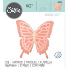 Layered Butterfly Sizzix Bigz Die Set image number 1
