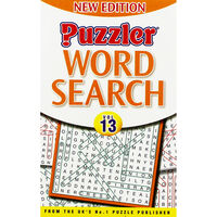 Puzzler Word Search: Volume 13