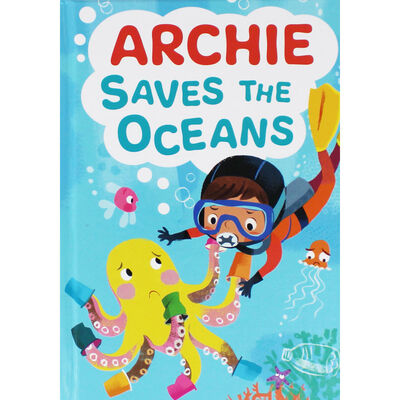 Archie Saves the Oceans image number 1