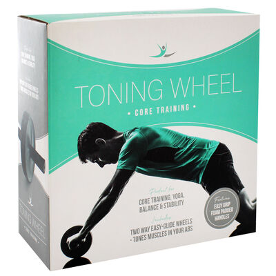 Fitness Toning Wheel image number 1