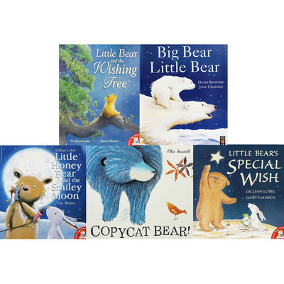 Bedtime For Little Bears: 10 Kids Picture Books Bundle image number 3