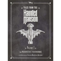 Disney Tales From The Haunted Mansions Volume 1: The Fearsome Foursome