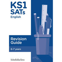 KS1 SATs English Revision Guide: Ages 6-7