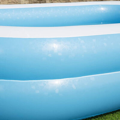 Rectangular Family Paddling Pool image number 4