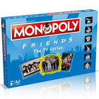 Friends Monopoly Board Game image number 1