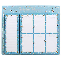 Bee Magnetic Weekly Planner
