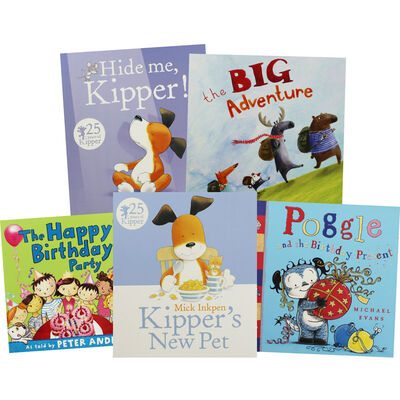 Birthday Wishes: 10 Kids Picture Books Bundle image number 3