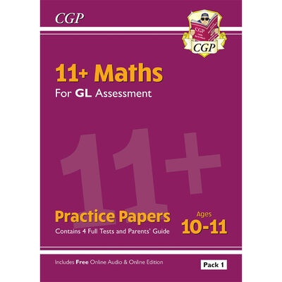 11+ GL Maths Practice Papers: Ages 10-11 image number 1