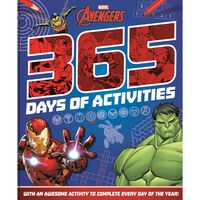 Marvel Avengers 365 Days of Activities