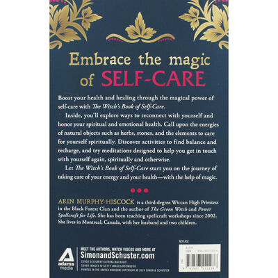 The Witches Book Of Self-Care image number 3