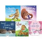I Love My Family And Friends: 10 Kids Picture Books Bundle image number 3