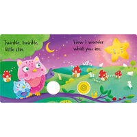 Twinkle Twinkle Little Star Sound Book