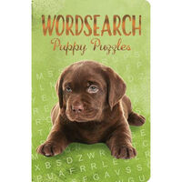 Puppy Puzzles Wordsearch