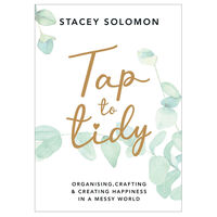Stacey Solomon: Tap to Tidy
