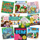 Snooze-Time Stories: 10 Kids Picture Books Bundle image number 1