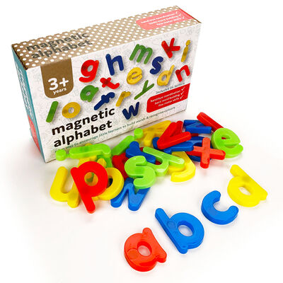 Magnetic Lowercase Letters Set image number 2