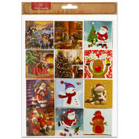 Embossed Gift Tags: Pack of 24
