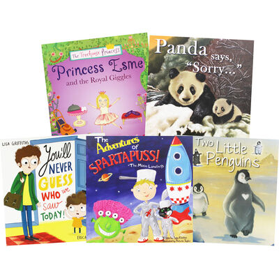 Fun Bedtime Tales: 10 Kids Picture Books Bundle image number 2