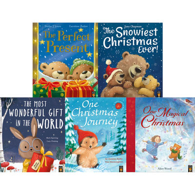 Christmas Bedtime: 10 Kids Picture Books Bundle image number 3
