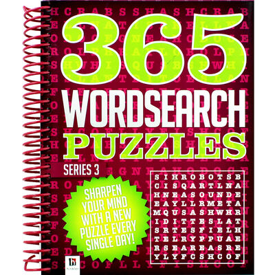 365 Wordsearch Puzzles Wiro image number 1