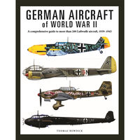 German Aircraft Of WWII