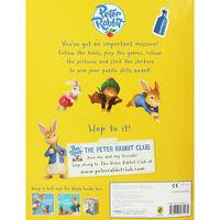 Peter Rabbit Animation: Sticker Activity Book