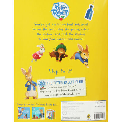 Peter Rabbit Animation: Sticker Activity Book image number 2