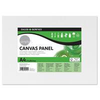 A4 Canvas Panel