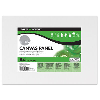 A4 Canvas Panel image number 1