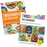 TwoChubbyCubs Cooking 2 Book Bundle