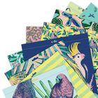 Hot Tropics Paper Pad 12x12 Inch image number 2